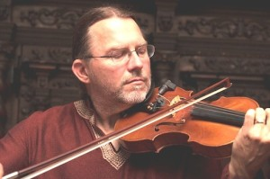 Randy Sabien plays with Chris Gillis and    Chenowith for a Spring Dance on Saturday night.