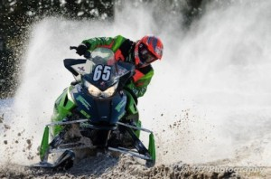 The Midwest Extreme Snowmobile Challenge is this weekend.