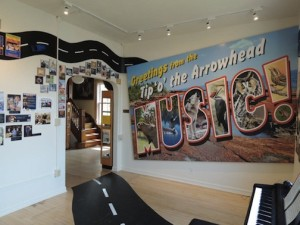 hist society music exhibit