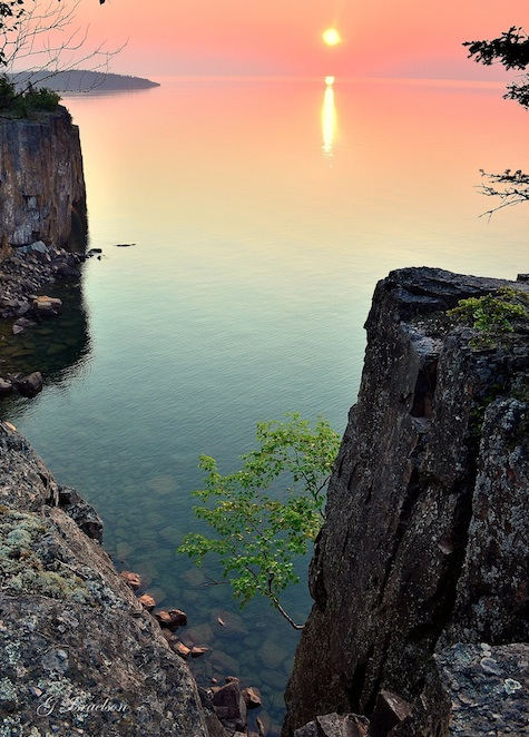 New Day at Palisade by Gregory Israelson.