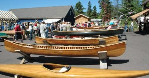 The Wooden Boat Show & Summer Solstice Festival is at North House Folk School this weekend.
