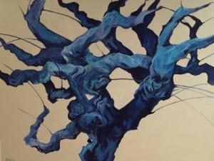 """""""Vine"""" by Hazel Belvo."""