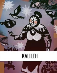 kalileh handbill art