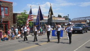 The Fisherman's Picnic Parade starts at 1 p.m. Sunday.