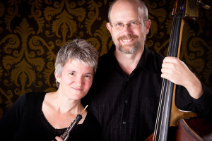 The Vecchione/Erdahl Duo perform at the Arrowhead Center for the Arts at 7:30 p.m. Friday
