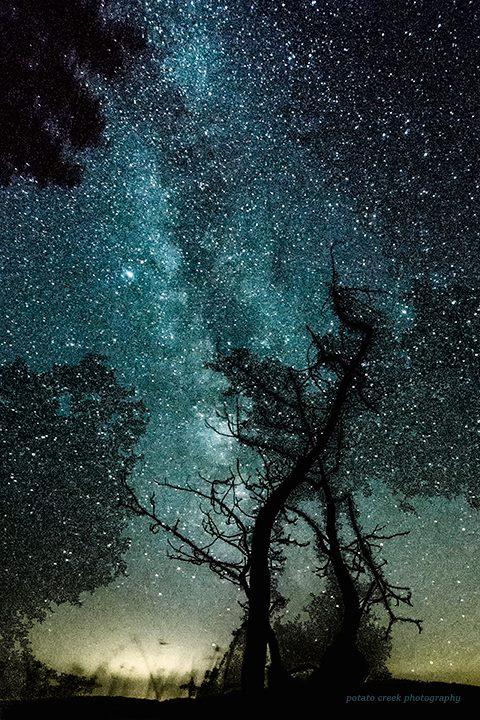 Milky Way by Kirk Schleife.
