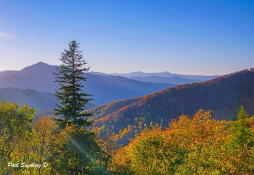 Mt. Pisgah by Paul Sundberg.