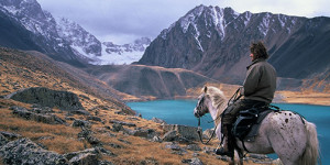 """Tim Cope, author of """"On the Trail with Genghis Khan"""" is the featured speaker at Winterer's Gathering."""