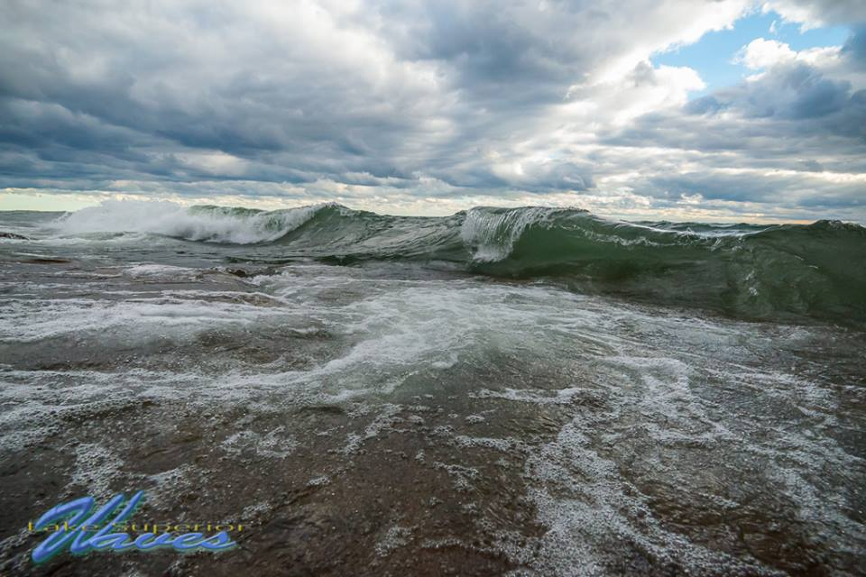 Wave Action by Christian Dalbec.