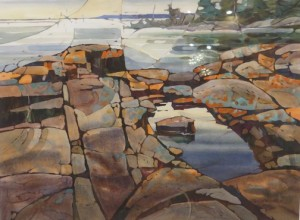 """Silver Bay Fractures"" by Dan Wiemer."