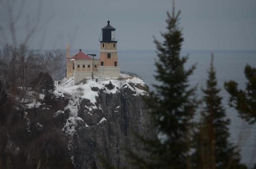 Split Rock Lighthouse by Doug Sandstad.