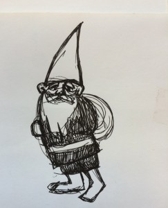 "The Good Harbor Hill Players will present ""Gnome for the Holidays,"" a Winter Solstice Shadow Puppet Show Dec. 21."