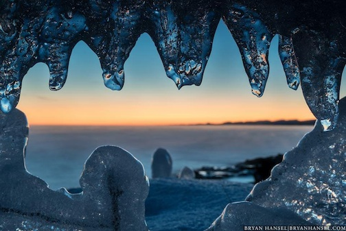 Ice Jaws by Bryan Hansel.