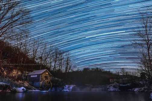 Star Tracks by Jamie Seidel.