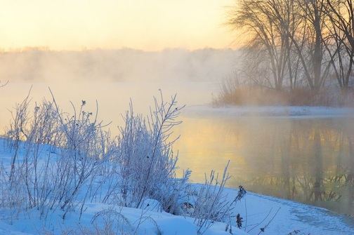 Minnesota River Vallery by Robert Cunningham.