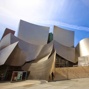 Frank Gehry designed the Walt Disney Concert Hall, among many other iconic buildings in the world. A documentary about this life and work will be screened at the library on Friday night.