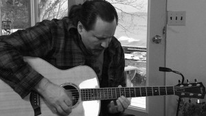 Briand Morrison will talk about his music and play a few tunes on The Playlist on Thursday.