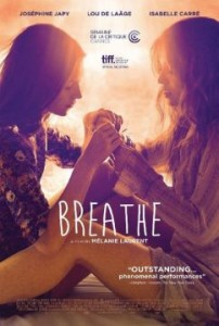 """Breathe"" will be screened on Friday at the library."