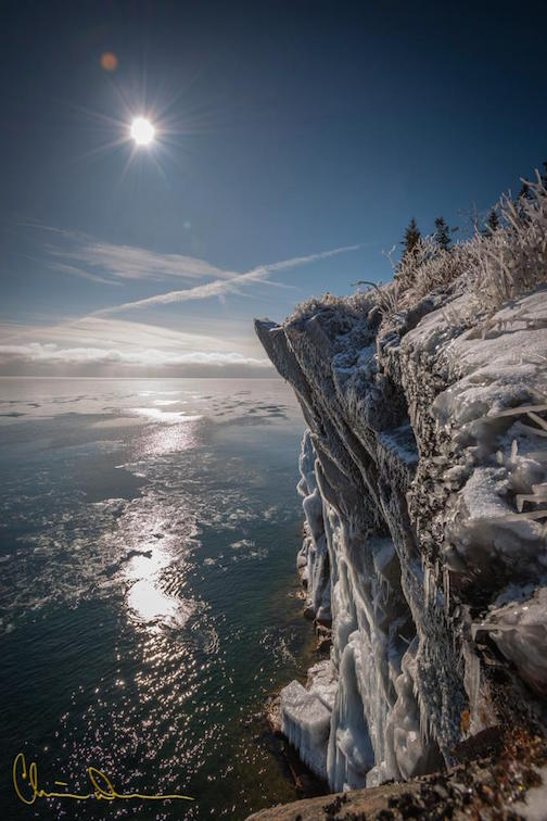 Lake Superior-- your Superior View by Christian Dalbec.