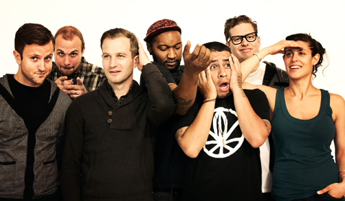 All the Doomtree artists will perform at Papa Charlie's over the weekend.