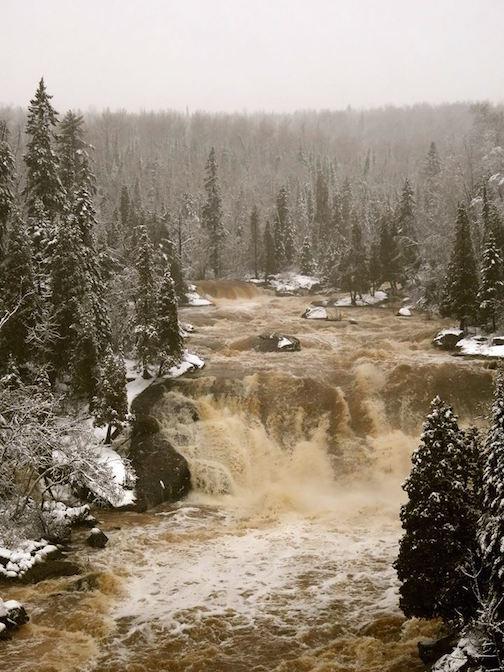 MaryJane Van Den Heuvel beaver river falls today march 16