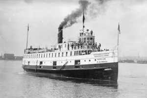WDSE has produced a new documentary about the Steamship America that will be broadcast on Monday.