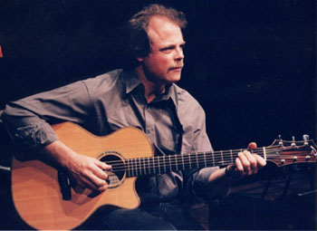 Pat Donohue is a guest artist at the Fingerstyle Masters Weekend.