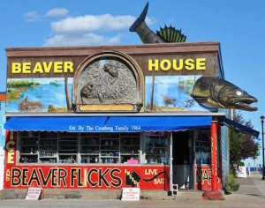 The Beaver House will hold an open house from 10 a.m. to 2 p.m. on Monday.