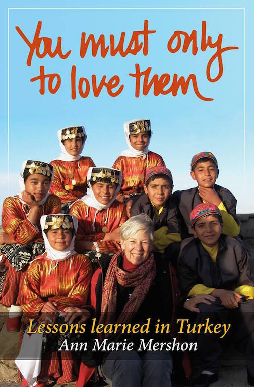Ann Mershon's new book has been published.