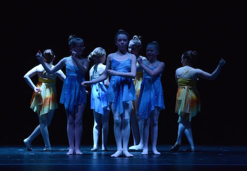 Dancers perform at last year's YMCA Dance Recital. Photo by Bruce Johnson.