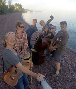 "Lake Effect is one of the groups that will perform in ""Triple Time"" at Bethlehem Lurtheran Church on Thursday."