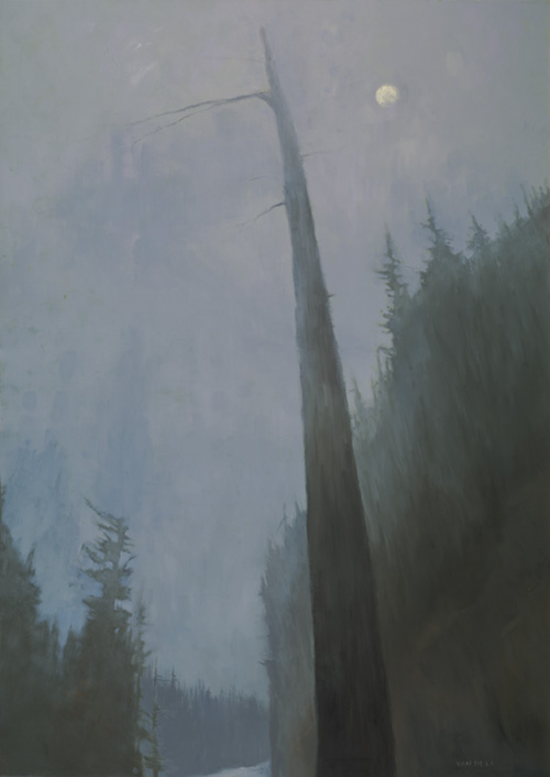 """North Woods"" by Mary Jo Van Dell is a Sivertson Gallery."