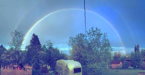 Double Rainbow by Anton Moody.