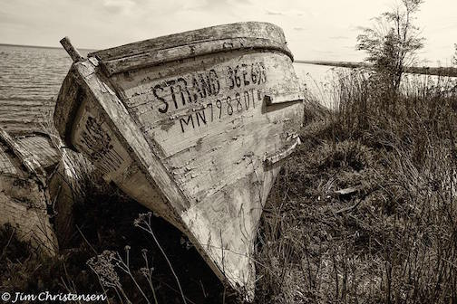 The Strand Boat from Stoney Point by Jim Christiansen.
