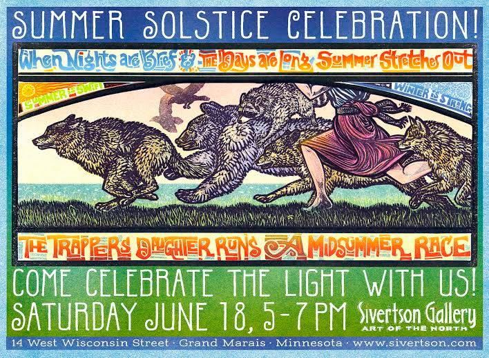 sivertson summer solstice party
