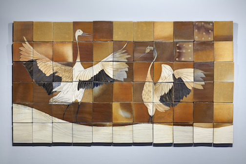 Mosaic by Matthew Krousey.