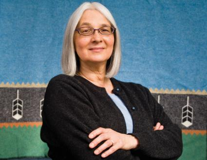 Linda Legarde Grover will be interviewed on The Roadhouse on Friday and give a presentation at the Grand Marais Public Library Nov. 5.