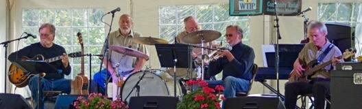 Dat Dere Jazz plays at WTIP on SAturday.