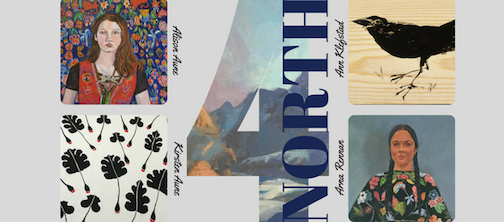 The 4North exhibit opens at the Duluth Art Institute on Thursday.