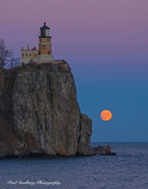 Super Moon by Paul Sundberg.