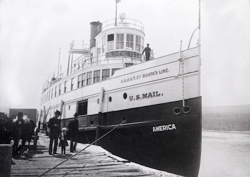 "The documentary, ""The Steamship American: A North Shore Legend"" will be screened at the Arrowhead Center for the Arts at 6 p.m. Nov. 11."