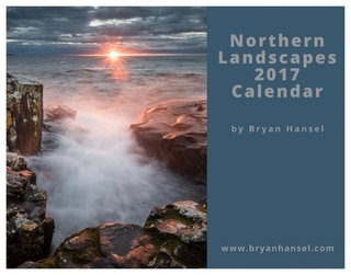 Photographer Bryan Hansel has put together a landscape calendar for 2017.