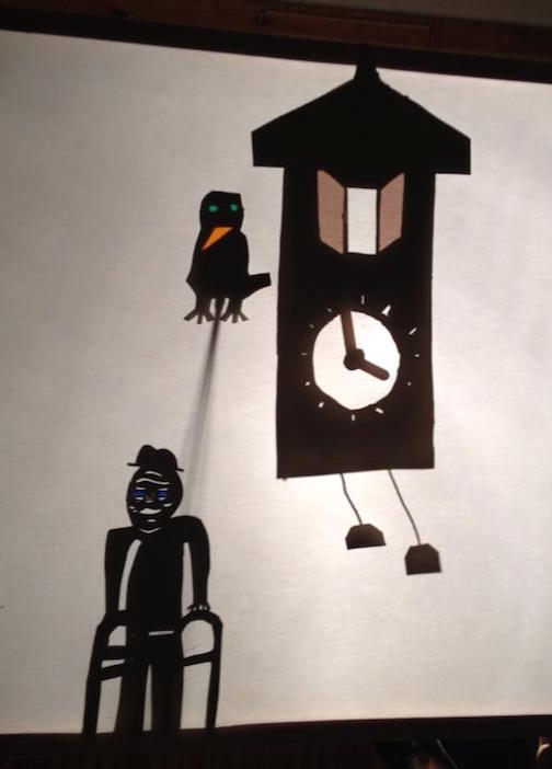 "The theme of the Shadow Puppet Pageant in 2013 was ""It's About Time."" We don't know what it will be this year."