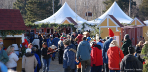 Julebyen will be held in Knife River on Saturday and Sunday.