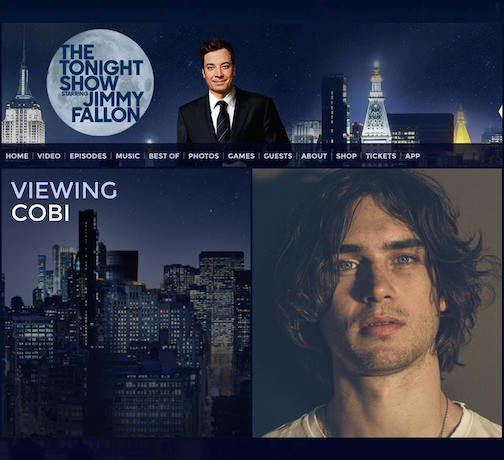 Cobi the tonight show jimmy fallon