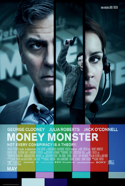 """Money Monster"" will be screened at the library on Friday."