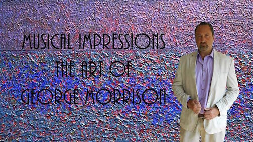 """Musical Impressions: The Art of George Morrison will be presented at the library at 3:30 p.m. Saturday."