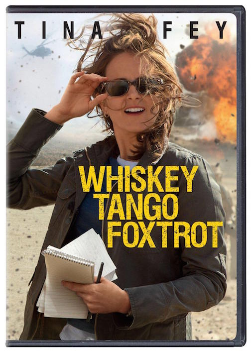 """Whiskey, Tango, Foxtrot"" will be screened at the library at 6 p.m. Friday."