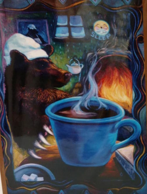 Ann Hess has a variety of new cards at Great Gifts of Lutsen.