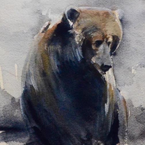Bear, by Tim Pearson.